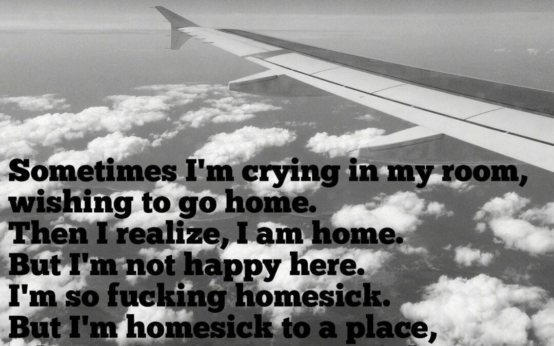 Sad Home Quotes Twitter