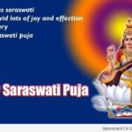 Saraswati Puja Wishes Pinterest