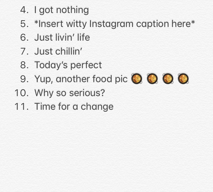 Short Quotes For Instagram Selfies