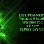 St Patty's Day Sayings Funny Twitter