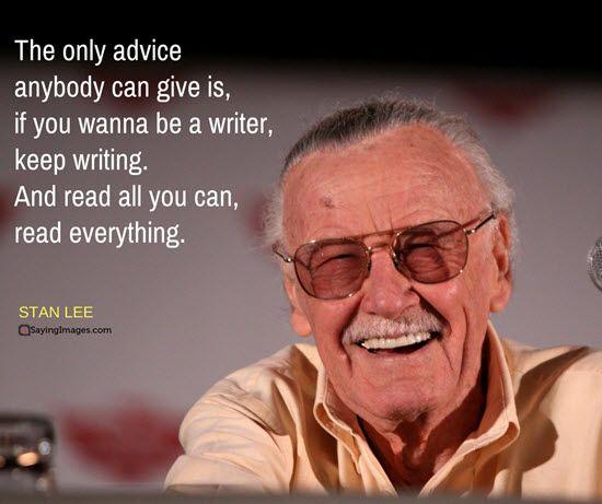 Stan Lee Sayings Tumblr