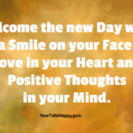 Start Day With Positive Thought Pinterest