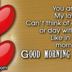 Sweet Good Morning Message To My Wife Pinterest