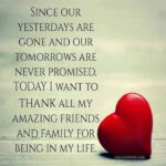 Thank U Quotes For Friends Pinterest