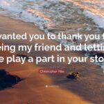 Thank You For Being A Friend Quotes Pinterest