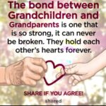 The Bond Between Grandparents And Grandchildren Quotes Pinterest