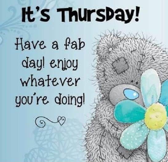 Thursday Quotes Pinterest