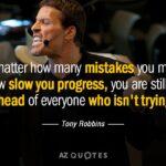Tony Robbins Positive Quotes Twitter
