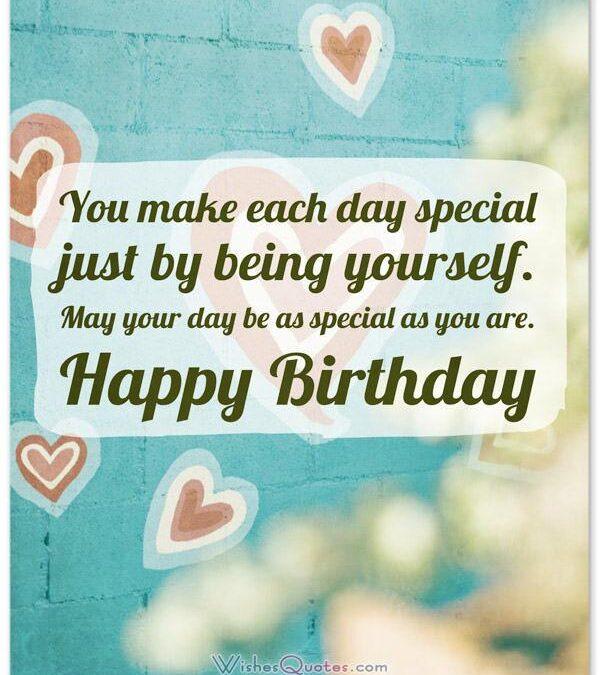 Uplifting Birthday Wishes