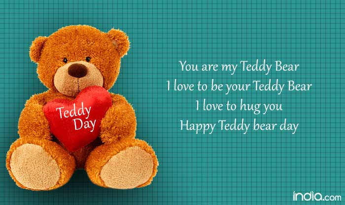 Valentine Teddy Day Sms Tumblr