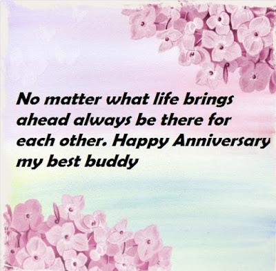 Wedding Anniversary Wish For Friend Facebook