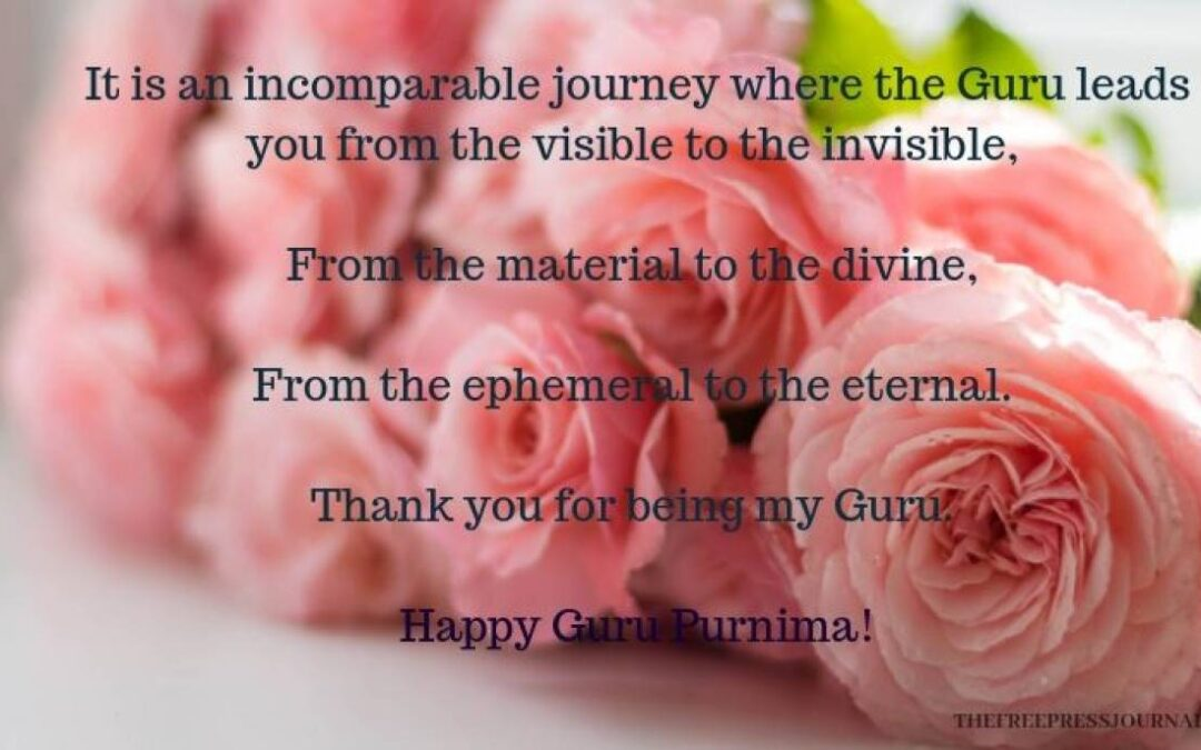 Wishes Of Guru Purnima Pinterest