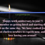 Work Anniversary Quotes For Boss Tumblr