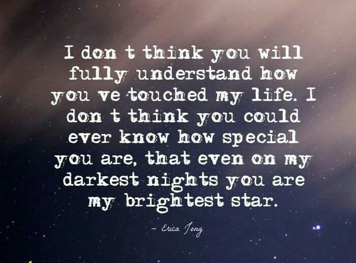 You Are A Very Special Person Quotes Facebook